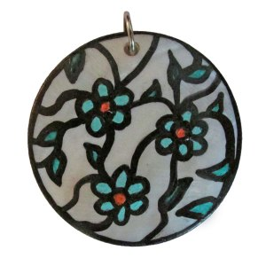 Turquoise-Flowers