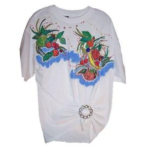 Fruit Design T-Shirt